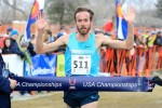 Derrick winning USA XC in 2014