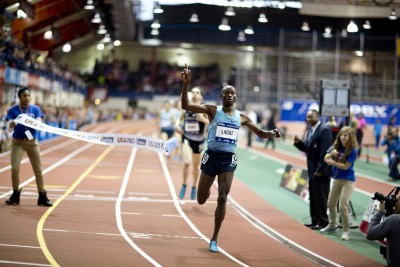 Daddy Still Can Kick: Millrose Win #9 for Lagat