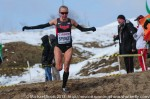 Neely Spence Gracey en route to a 13th place finish at World XC in 2013