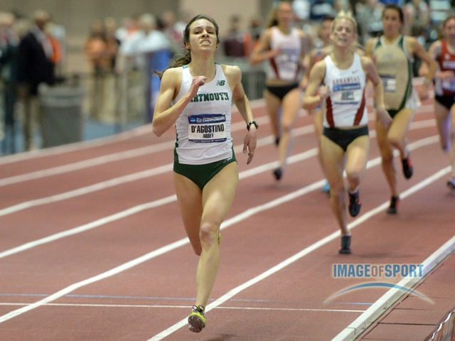 Abbey D'Agostino Completes the 3k-5k Double