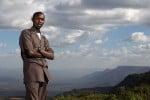 Wilson Kipsang in Kenya