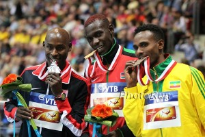 Even at 39, Lagat is still a force to be reckoned with, as his World Indoor silver attests