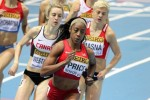 Chanelle Price at World Indoors