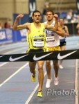 Torrence winning USA Indoors in the 3k in 2009