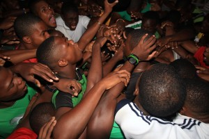 Calabar Pump Up Cheer