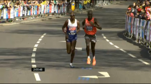 Pride enabled Emmanuel Mutai to beat Farah late