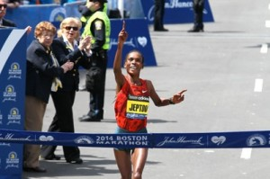 Too Good to be True? - Rita Jeptoo smashed the course record in Boston by 1:46