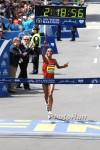 Rita Jeptoo Wins Boston 2014