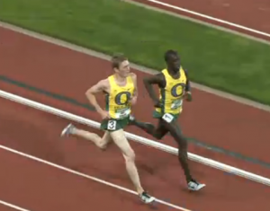 It's a Tie Between Eric Jenkins and Edward Cheserek