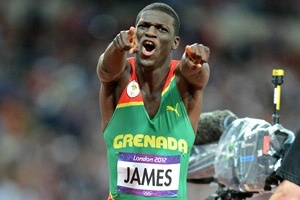 Kirani James After Gold in London