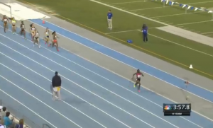 Obiri crushing it the final 100m