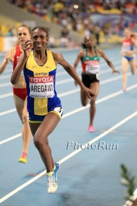 Simpson made Aregawi work for it in Moscow *More Jenny Simpson Moscow Photos
