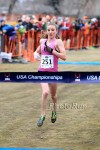 Elise Cranny dominatd the US Jr XC race earlier this year (Click for more Jr XC photos)