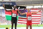 Kiprop prevailed at Worlds two years ago and looks primed for a three-peat