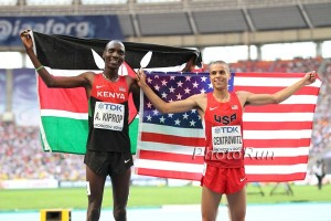 Centrowitz is at his best in championship races