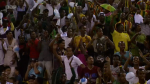 Ethiopian fans go wild