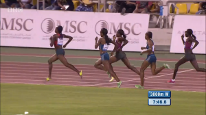 Dibaba gets passed