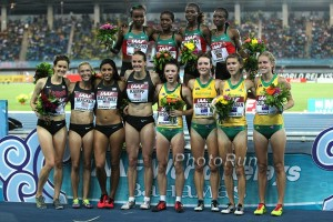 The Medallists