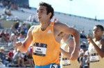 Andrews, shown here at USA outdoors last year, would get a major confidence boost from a win in Boston