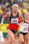 Molly Beckwith at the 2012 Olympic Trials
