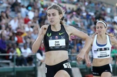 Cain ran great at USAs last month