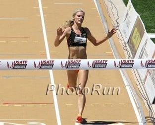 Emma Coburn Wins USAs 2014