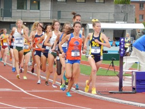 Erin Finn Leads Emma Bates (click for photo gallery)
