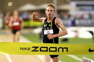 How fast will Rupp run on Thursday in Stockholm?