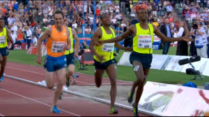 Souleiman wins and Willis goes sub-3:50