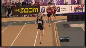 Rupp was in total control well before 200 remained