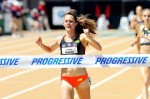 Simpson won her first U.S. outdoor title at 1500 on Sunday (fourth overall)