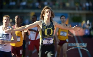 Greer was golden at NCAAs last spring