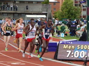 Lawi Lalang Leads Just Past Halfway