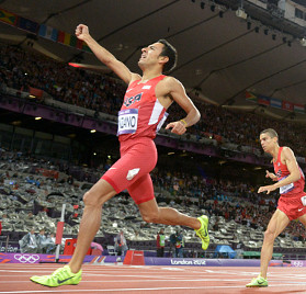 Manzano was clutch at the last Olympics.