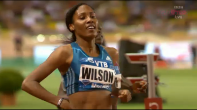 Can Wilson notch her third DL win in Eugene?