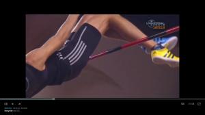 Bondarenko almost cleared 2.43