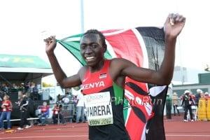 Margaret Wambui Celebrates (click for photo gallery)