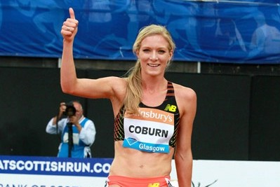 Is Emma Coburn's Record Soft, What about Jager's, American Mile/1500