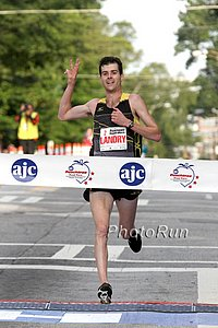 Christo Landy With His 3rd National Title in 2014 at Peachtree