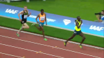 Ndiku pulls away from Edris and Rupp to win it.