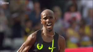 Mo Farah Pushed Hard on His Own