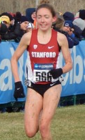 Cuffe took fourth at NCAAs in 2013