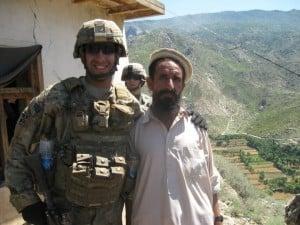 Groberg in Afghanistan