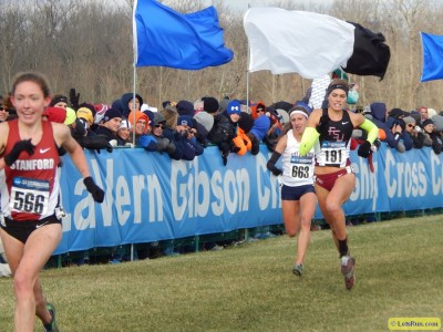 Among FSU runners Susan Kuijken has finished higher than Colleen Quigley's 6th-place showing in 2013.