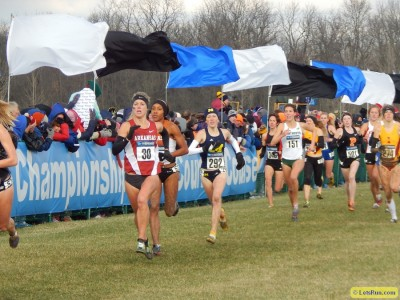 Dominique Scott was 28th at NCAA XC last year and was the runner-up in the 3k at indoor NCAAs.