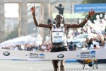 Dennis Kimetto Sets the World Record on Berlin