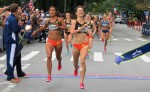 That's a New Balance 1-2.  (Photo by Jane Monti for Race Results Weekly)
