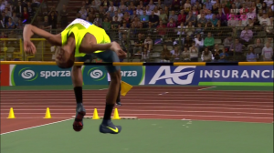 What a High Jump in Brussels