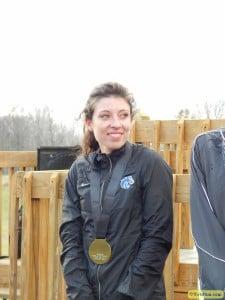 Emma Bates was second at NCAA XC last year but just sixth at Roy Griak