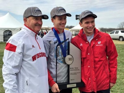 Mick Byrne, Michael Van Voorhis and Malachy Schrobilgen should lead the Badgers to their 43rd straight NCAA meet
